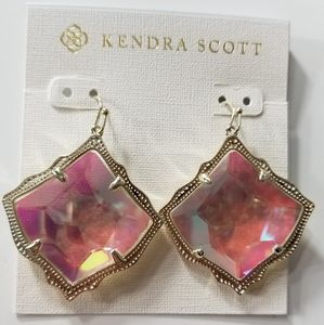 Kendra Scott Dichroic Kirsten Earrings